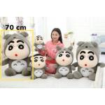 ตุ๊กตาชินจังสวมชุดโตโตโร่ 100 cm