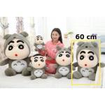 ตุ๊กตาชินจังสวมชุดโตโตโร่ 60 cm