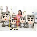 ตุ๊กตาชินจังสวมชุดโตโตโร่ 45 cm