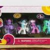 โมเดลม้าโพนี่ My Little Pony Set 4 ตัว